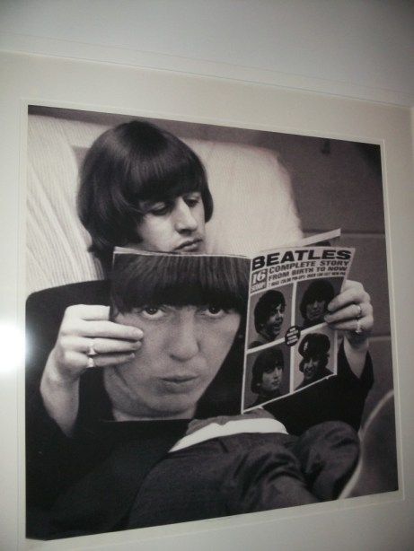 Ringo Reading Fan Mag