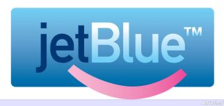 Jetblue Airlines  Logo with Smile