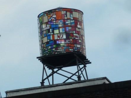 Tom Fruin Water Tower