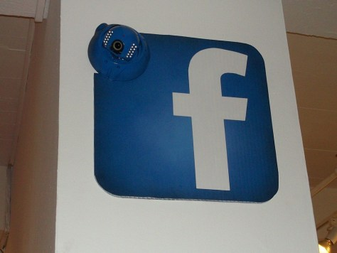 FaceBook Logo By Posterboy