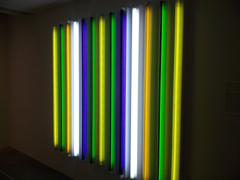 So Cal Light Installation By Robert Irwin