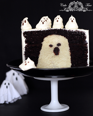 Larger Ghost Cake