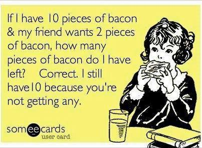 Bacon Word Problem