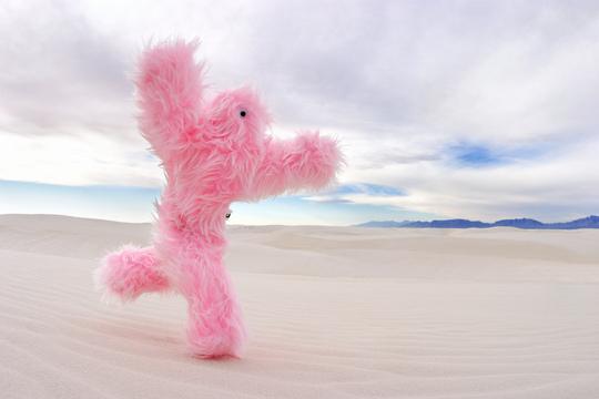 Pink Free Range Furilla