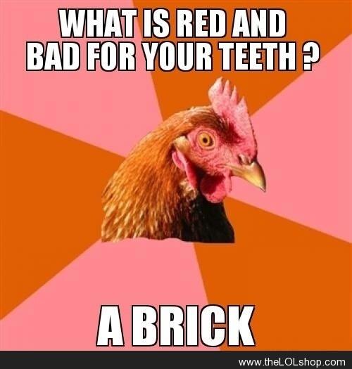 Rooster Joke