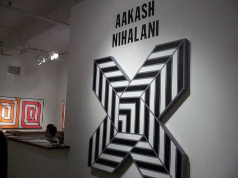 Aakash Nihalani Signage