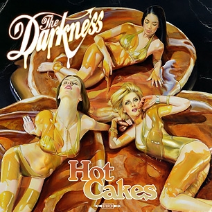 Darkness Hot Cakes CD Cover