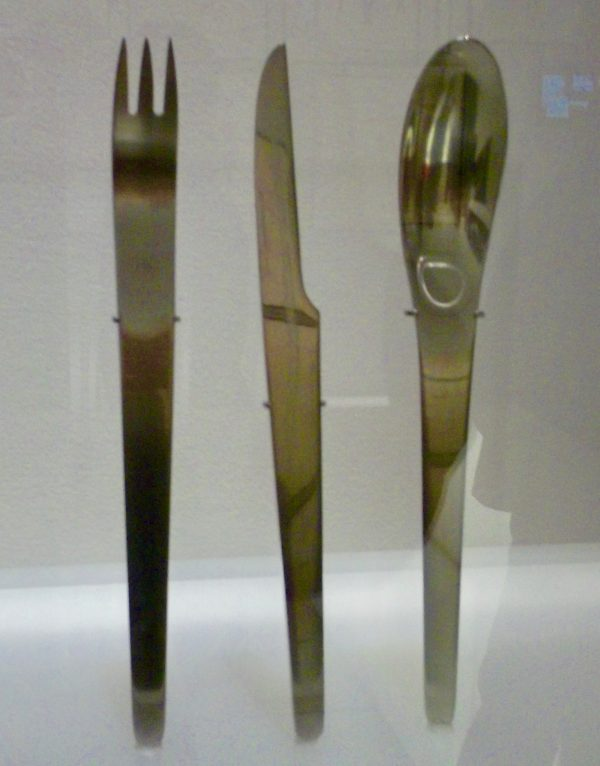 Kubrick 2001 Cutlery Props By Gail Worley