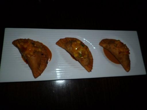 Thai Chicken Empanadas