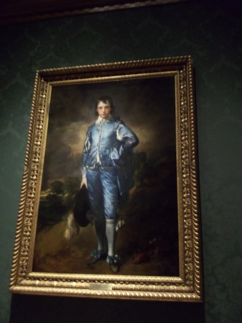 Huntington Library Blue Boy