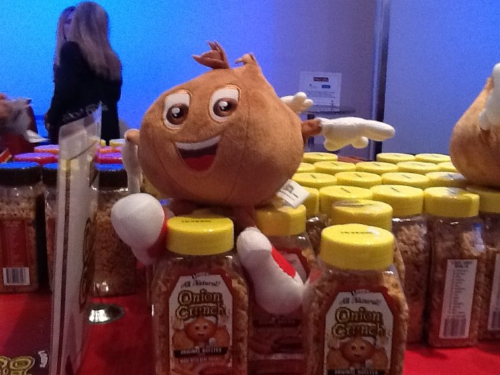 Onion Crunch Mascot
