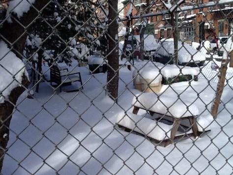 Childrens Private Garden