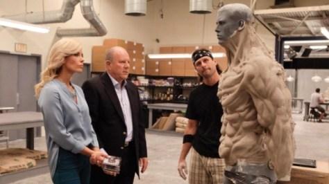 Face off Alien Apocalypse Mentoring