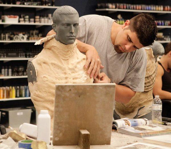 Wayne Sculpting 409