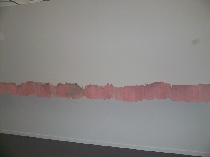 Pink Papers Bars at Frieze
