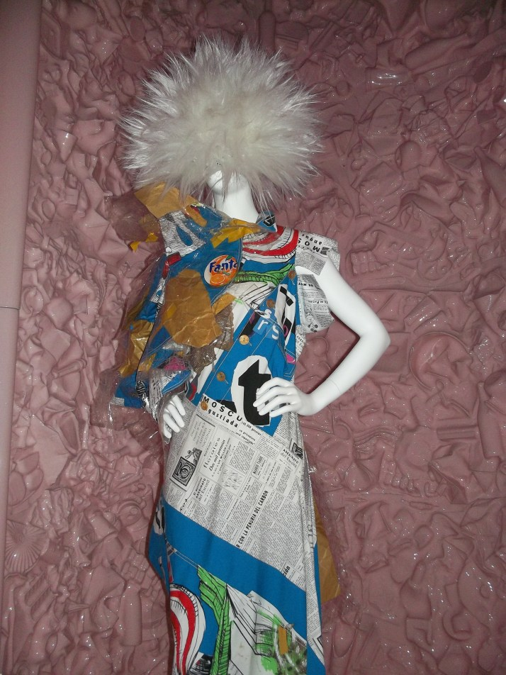 Chaos to Couture Fanta Dress