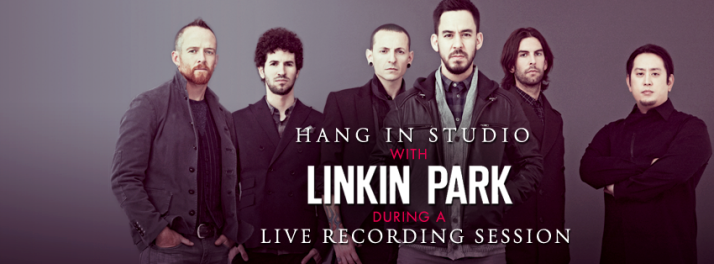 Hang With Linkin Park Studio