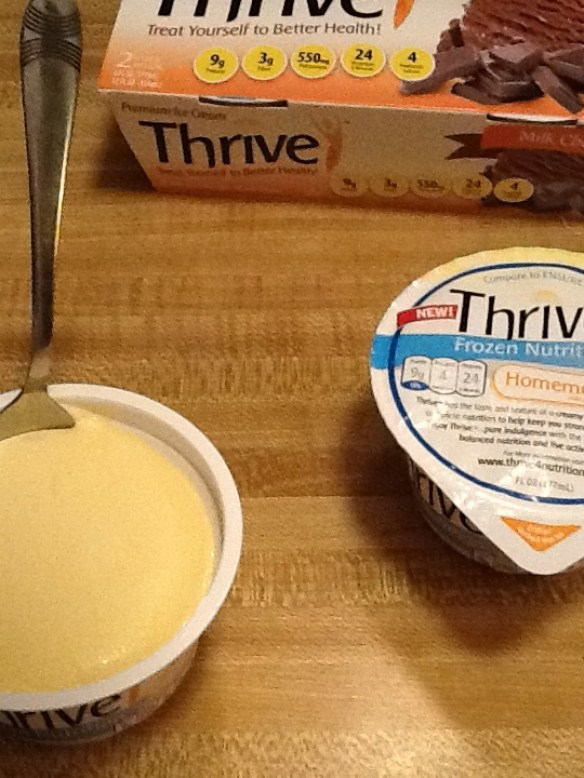 Thrive Ice Cream Vanilla