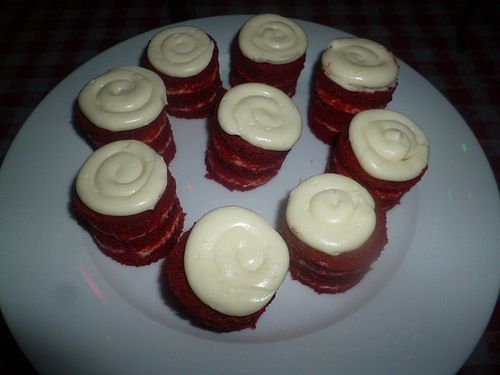 Red Velvet Cakes from Brother Jimmy's