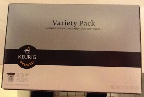 K Cups Variety Pack