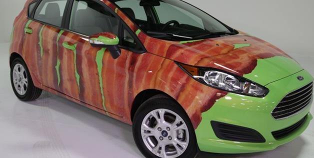 Bacon Car