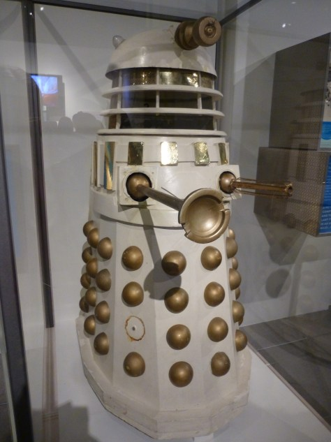 Dalek from Dr. Who