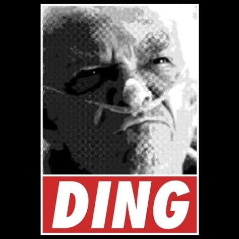 Ding Breaking Bad T Shirt