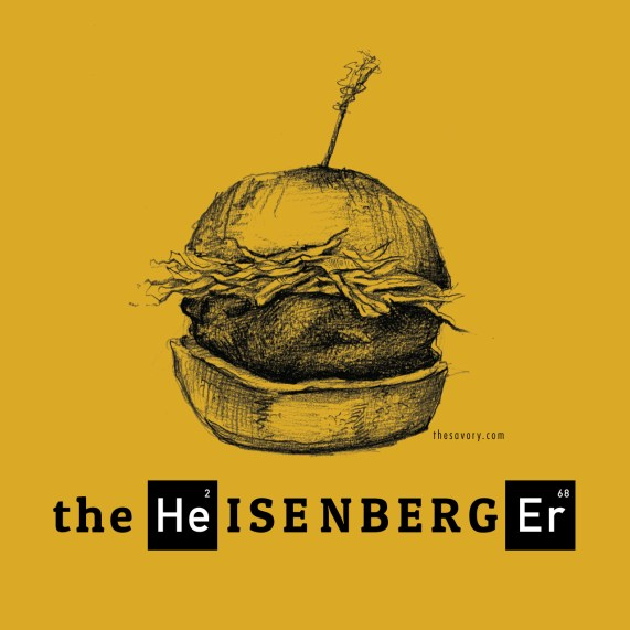 The Heisenberger