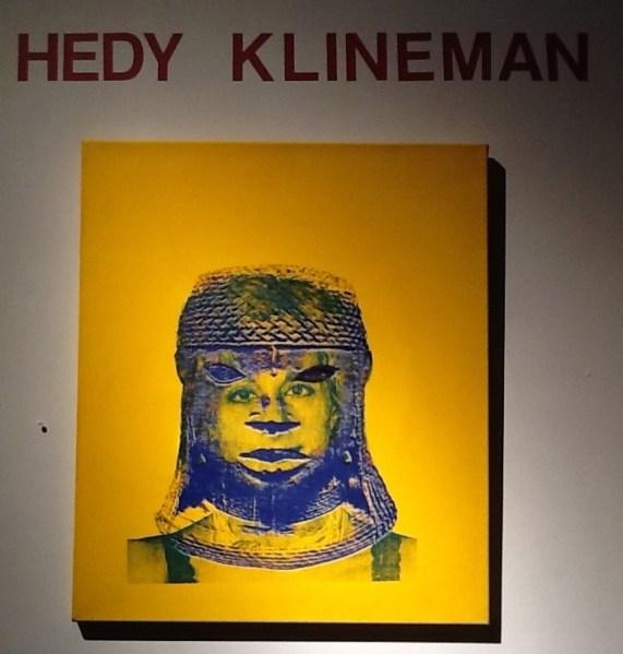 Hedy Klineman Ancestral Spirits Signage