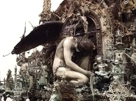 Kris Kuksi Sculpture Detail