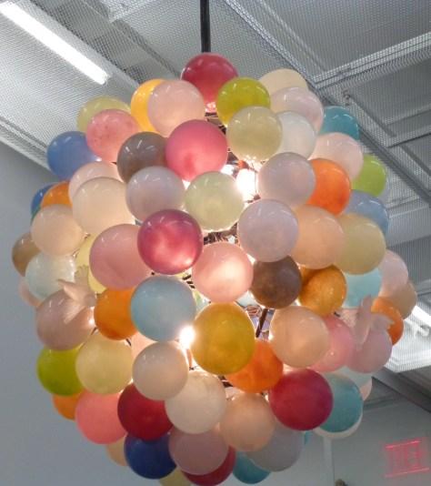 Balloon Cluster Pendant Lamp