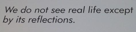Brancusi Quote Real Life