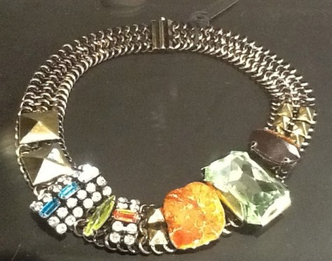 Deco Collar Necklace