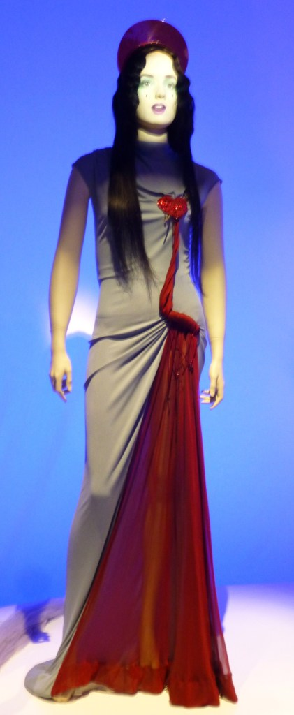 JPG Red Virgin Gown