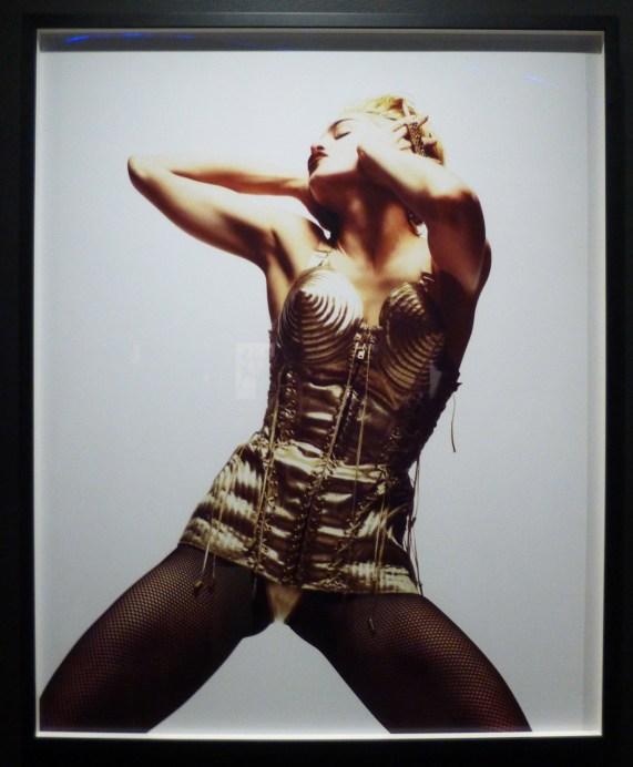 Madonna Iconic Gold Corset