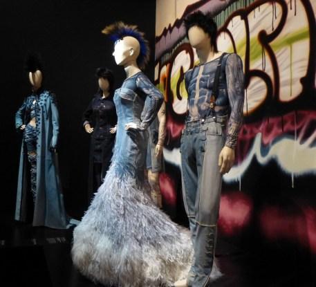 Denim Punk Couture