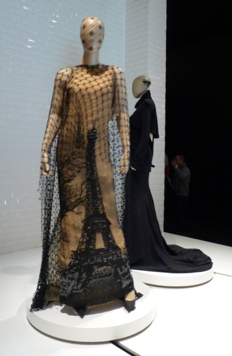 Eifel Tower Dress