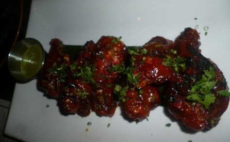 Teqa Guava Chicken Wings