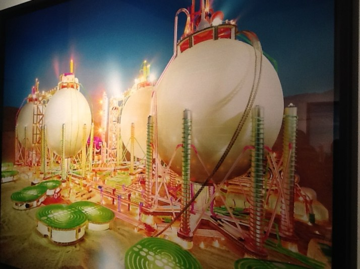 David LaChapelle Refinery