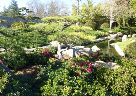 Garden with Stream