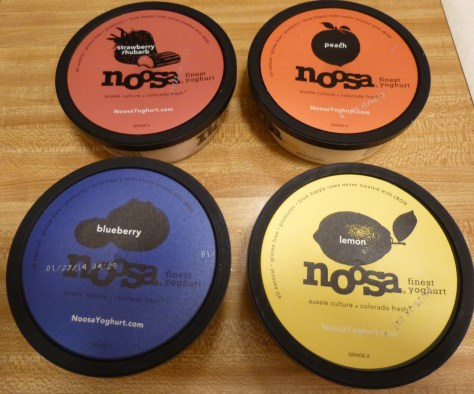 Noosa Yoghurt Containers