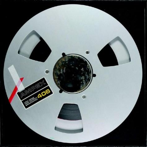 Reel of Audio Tape