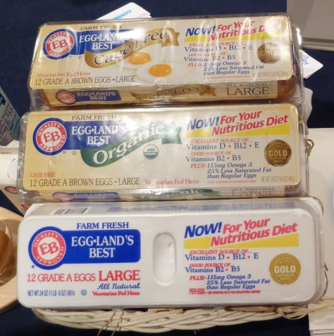 Eggland's Best Organic Eggs