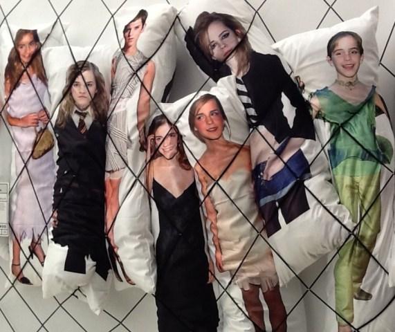 Emma Watson Body Pillows