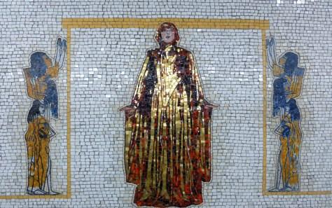 66th Street Lincoln Center Subway Mosaic