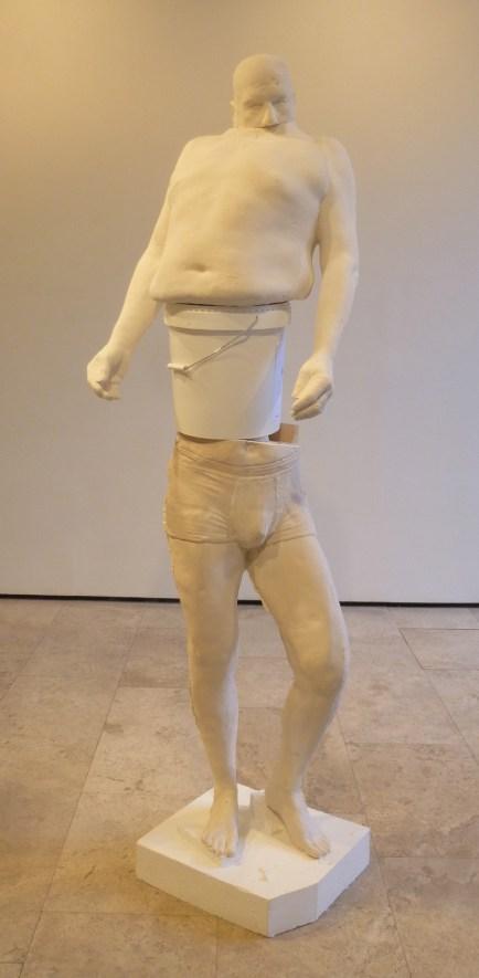Erwin Wurm Synthesa Sculpture