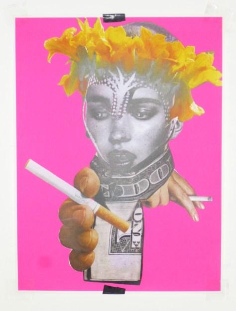 Judith Supine Print