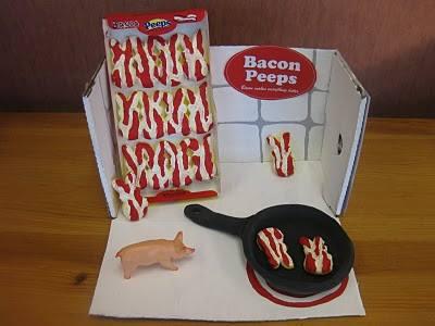 Bacon Peeps