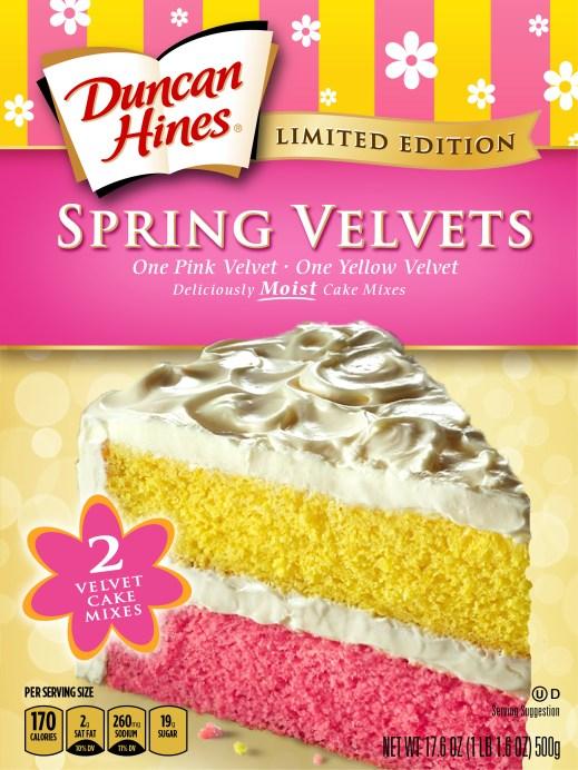 DH Spring Velvet Front Box