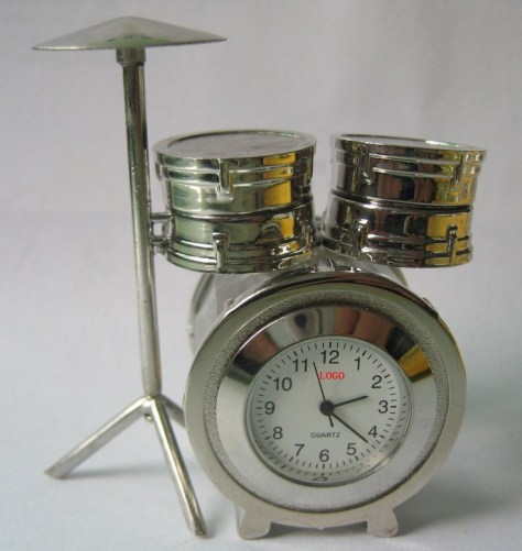 Drum Set Alarm Clock